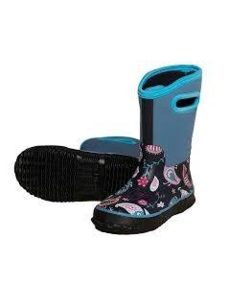 Hatley Hatley Girls All-Weather Boots - Paisley 13