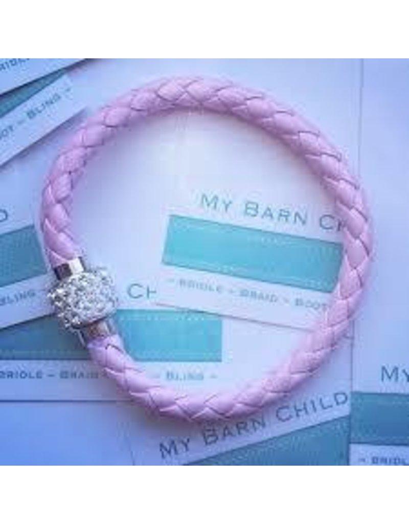 My Barn Child My Barn Child Woven Bling Bracelet