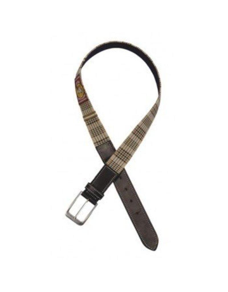 Equine Couture Classic Baker Belt L
