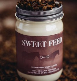 Grey Horse Candle Company Grey Horse Candle Co. - Sweet Feed Candle