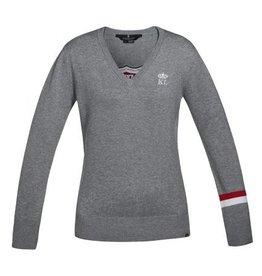 Kingsland Kingsland Daise Ladies V-Neck Sweater