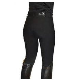Tuscany Ladies Knee Patch Winter Breeches 34