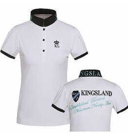 Kingsland Kingsland Rachel Ladies Polo White L