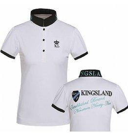 Kingsland Kingsland Rachel Ladies Polo White L