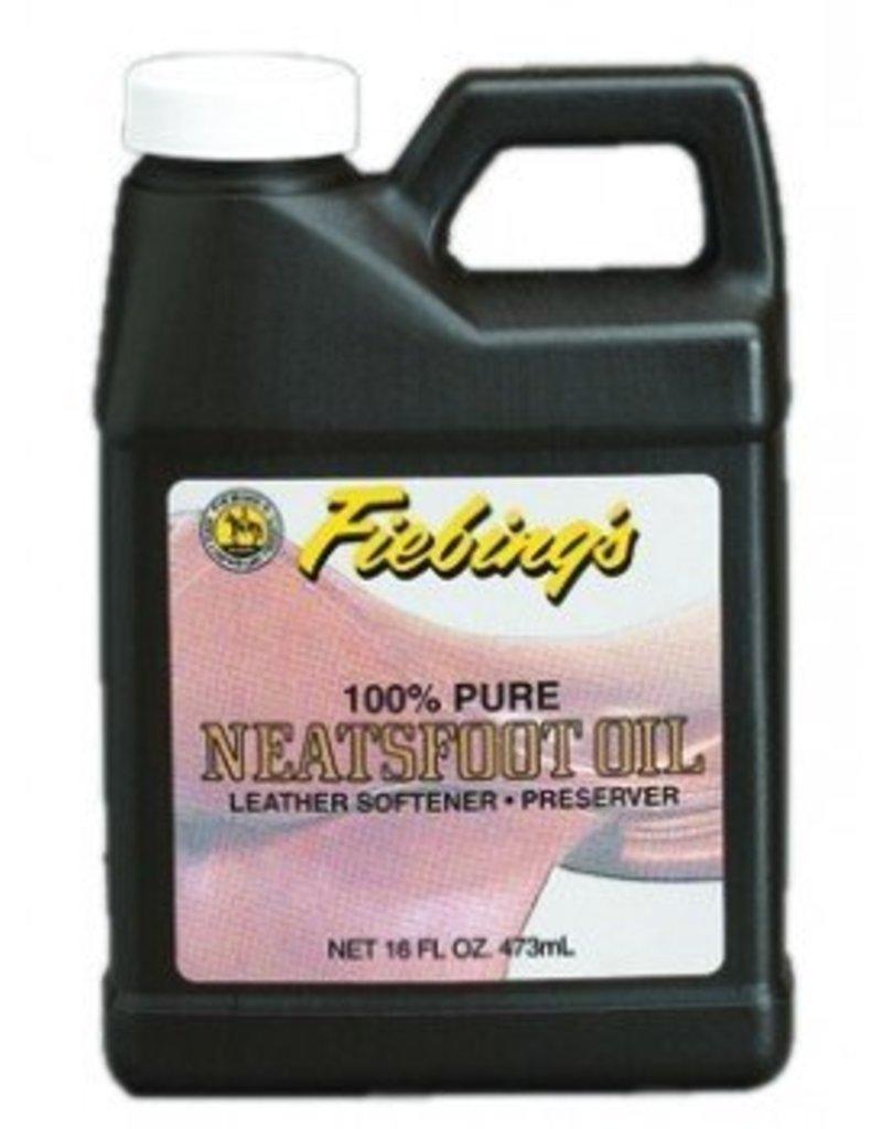 Fiebings 100% Pure Neatsfoot Oil 473ml