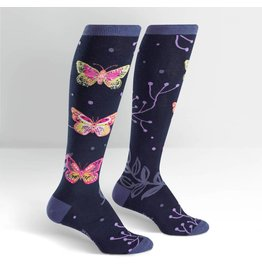 Sock it to Me Sock It To Me - Madame Butterfly