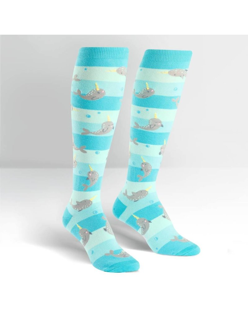 Sock it to Me Sock It To Me - Unicorn of the Sea