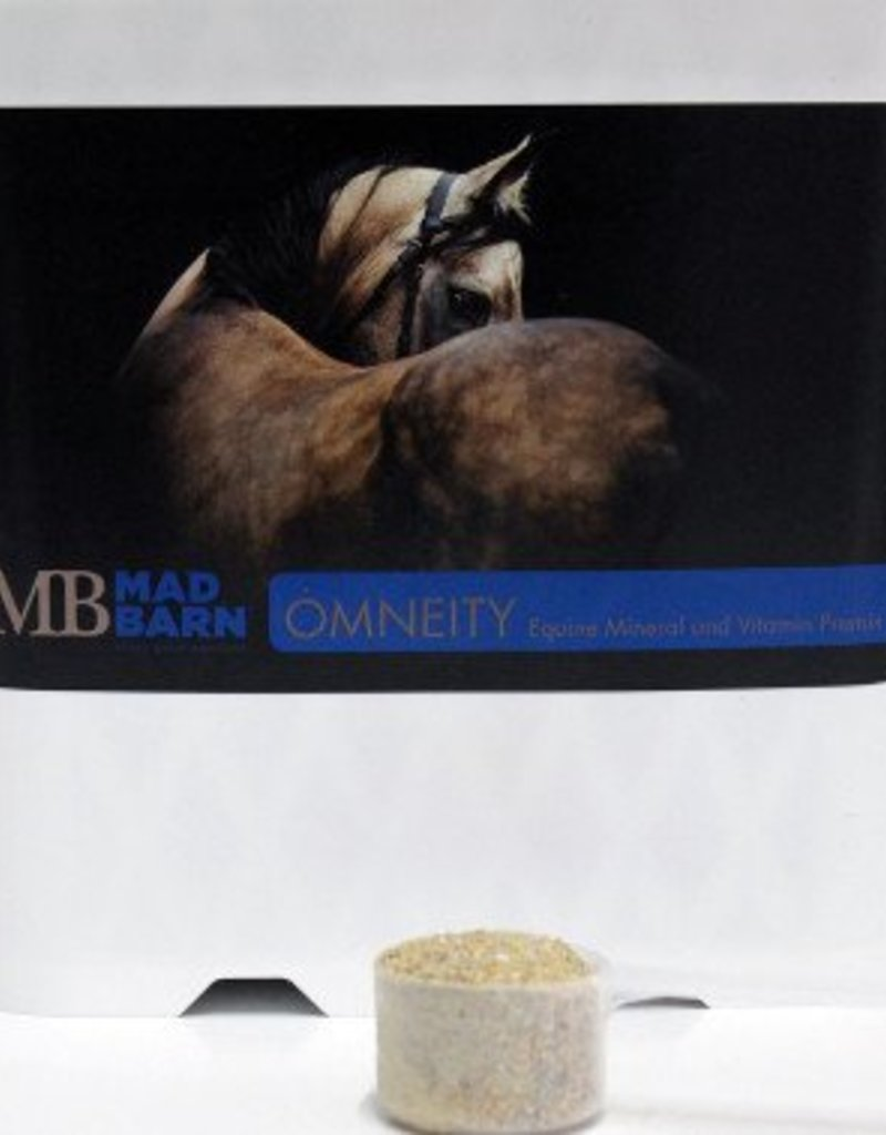 Mad Barn Omneity: Equine Mineral & Vitamin Premix 5kg