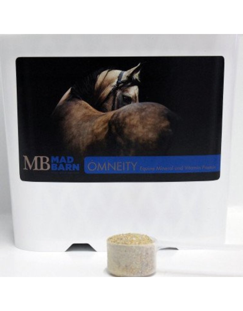 Mad Barn Omneity: Equine Mineral & Vitamin Premix 5kg