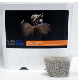 Mad Barn - Omneity: Equine Mineral & Vitamin Pellet 5kg