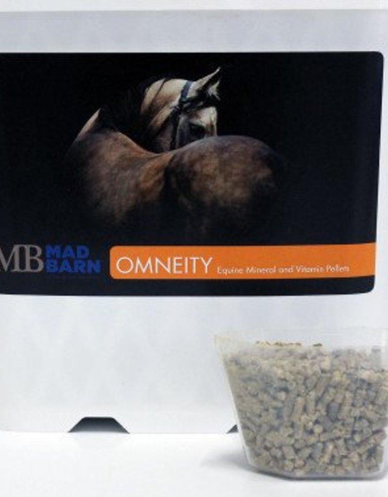 Mad Barn Omneity: Equine Mineral & Vitamin Pellet 5kg
