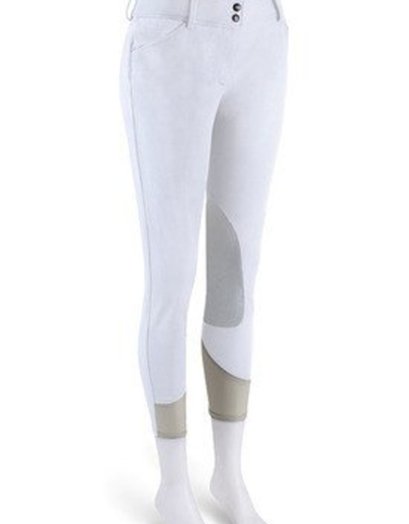 RJ Classics RJ Classics Ladies Gulf LR FZ Breeches White