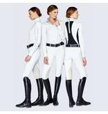 Asmar Asmar Devon Technical Show Shirt White/Lt. Blue