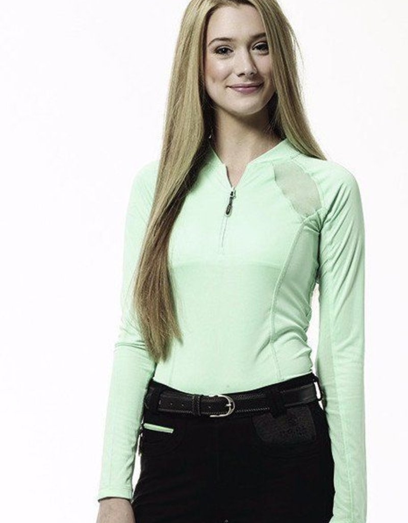 Arista Vented Technical Long Sleeve Shirt