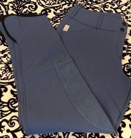 Tailored Sportsman Tailored Sportsman Lowrise Front Zip Breech Blue Print
