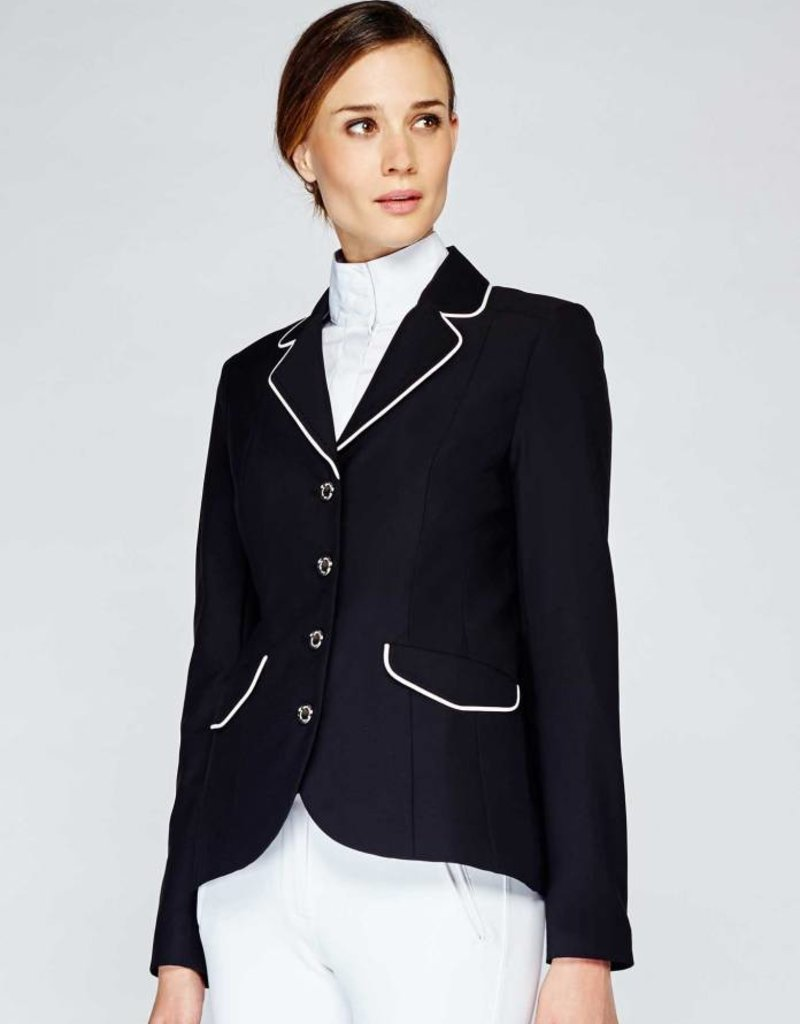 Asmar London Show Jacket Black