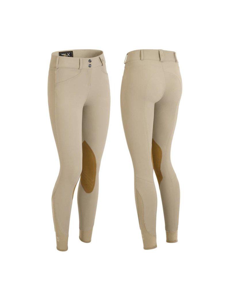 Tredstep Hunter Pro Ladies Breech Tan