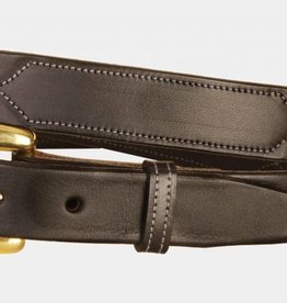"Tory Tory 1"" Stitched Pattern Belt"