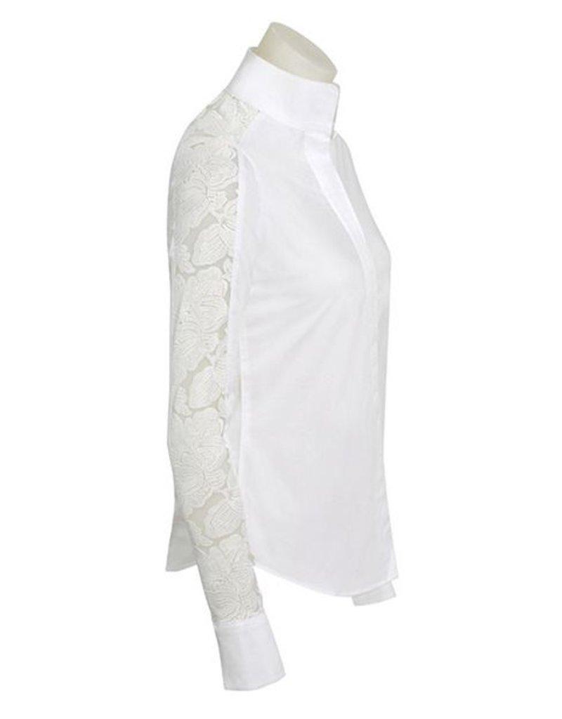 RJ Classics RJ Classics Rose Show Shirt White