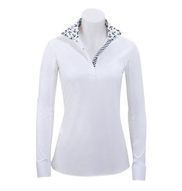 RJ Classics RJ Classics Rebecca Anchors Show Shirt White