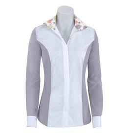 RJ Classics RJ Classics Windsor Floral Show Shirt Grey