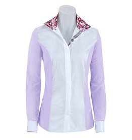RJ Classics RJ Classics Windsor Jr Floral Show Shirt Purple