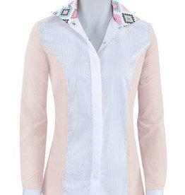 RJ Classics RJ Classics Windsor Aztec Show Shirt Blush