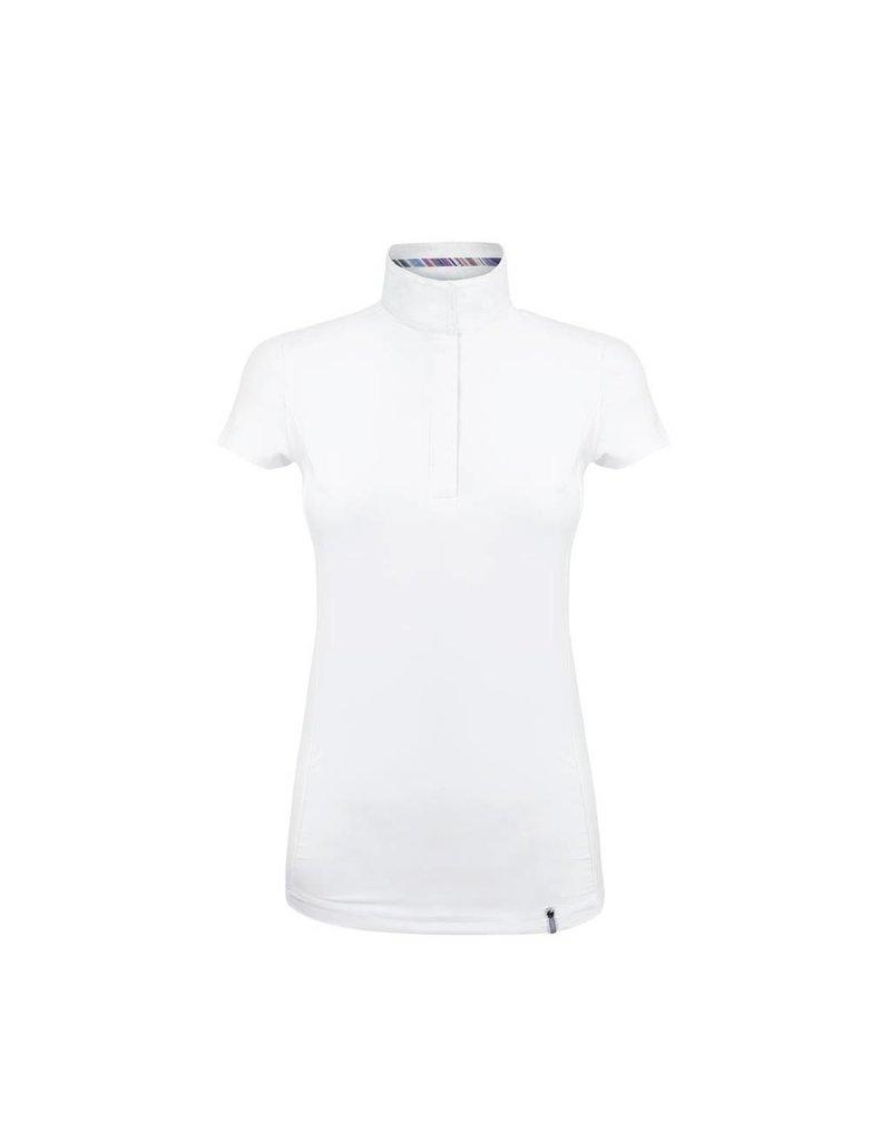 Tredstep Symphony SS Show Shirt White