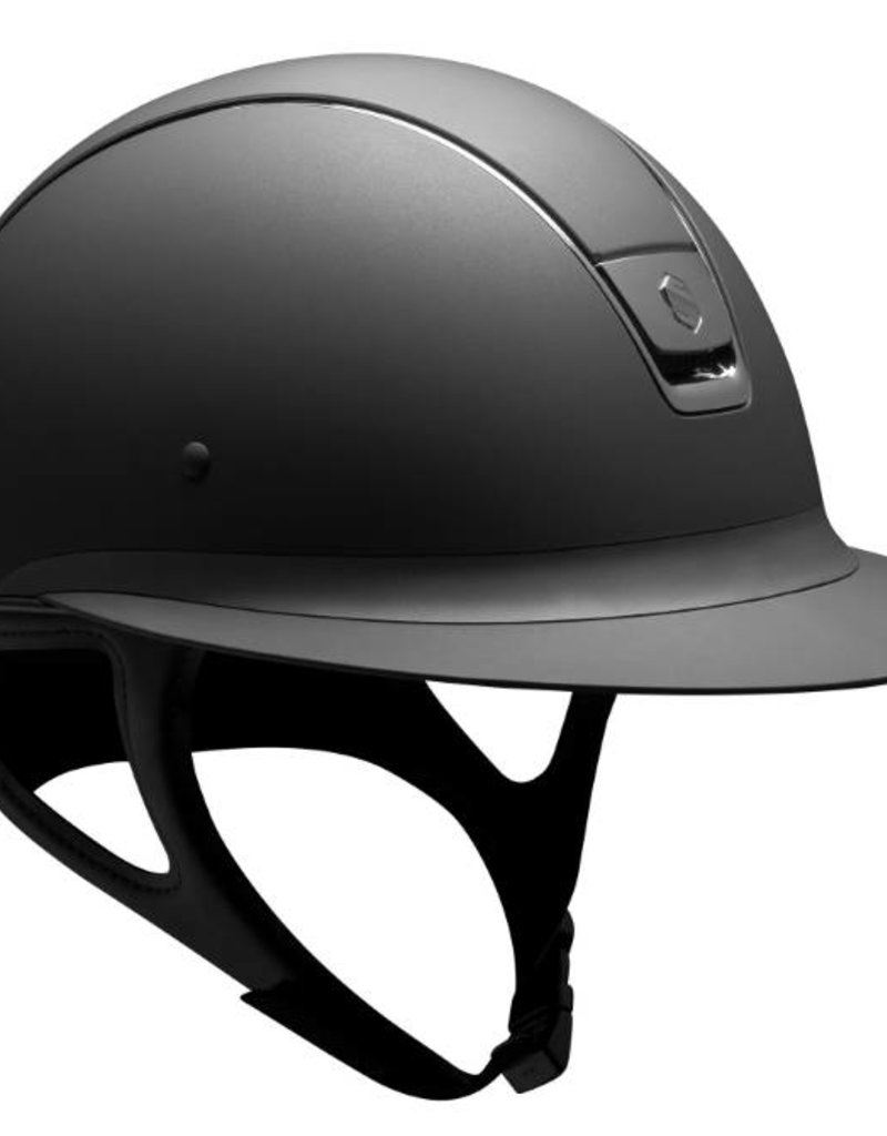 Samshield Samshield Miss Shield Shadowmatt Helmet Black