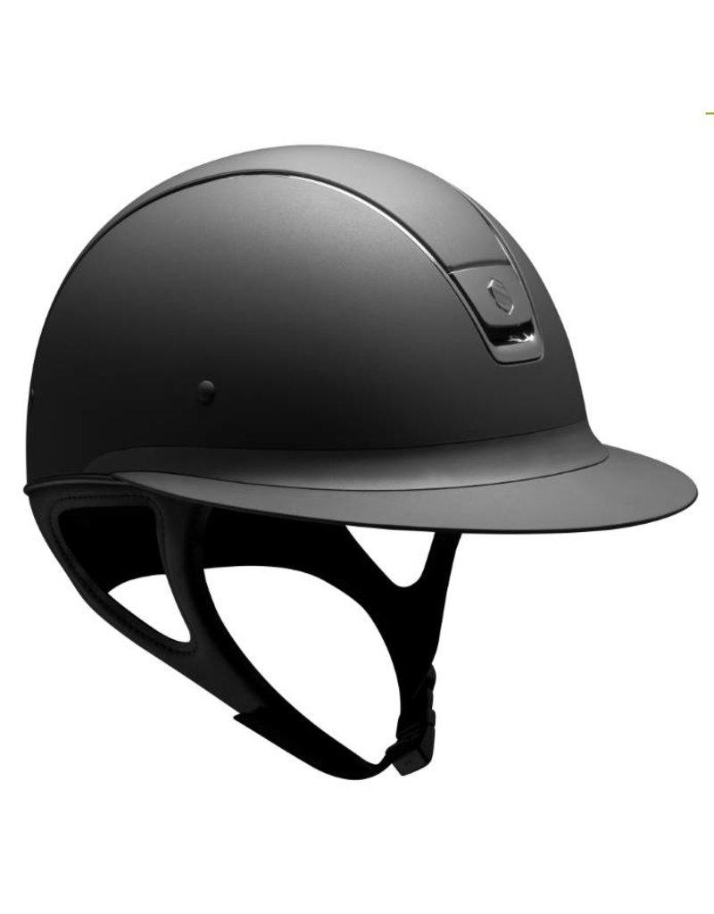 Samshield Samshield Miss Shield Shadowmatt Helmet Black