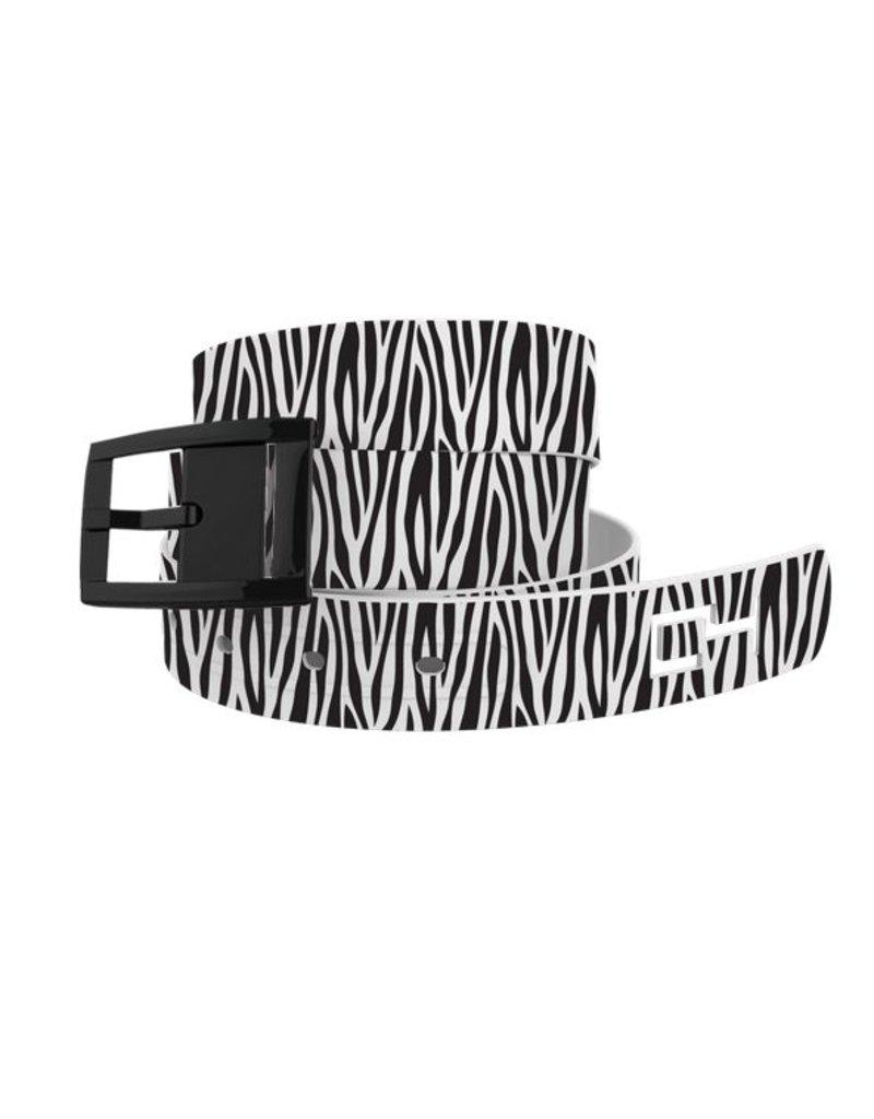 C4 Belts C4 Belt Zebra