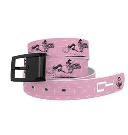 C4 Belts C4 Belt Thelwell Gallop Pink