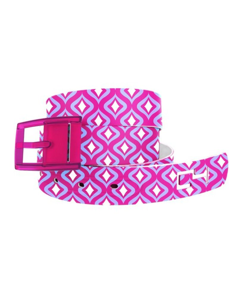 C4 Belts C4 Belt Hot Pink Moroccan