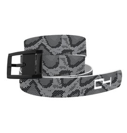 C4 Belts C4 Belt Grey Snake Print