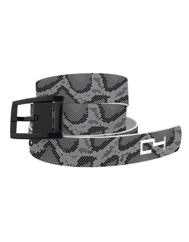 C4 Belts C4 Belt Snakeskin Grey