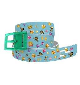 C4 Belts C4 Belt Emoji Horse