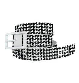 C4 Belts C4 Belt Black/White Houndstooth