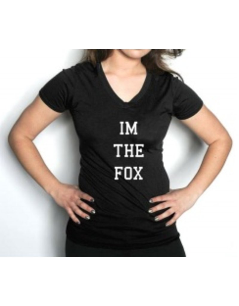 Phyllis Stein 'I'm The Fox' Tee