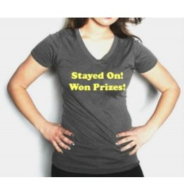 "Phyllis Stein Phyllis Stein ""Stayed On!"" Tee"