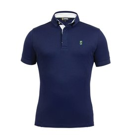 Tredstep Tredstep Men's Performance Polo Navy