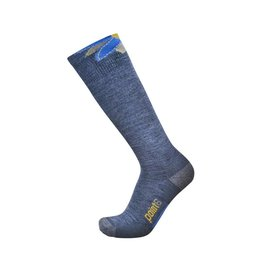 Point 6 Active Life Extra Light Sunset Merino Sock Grey