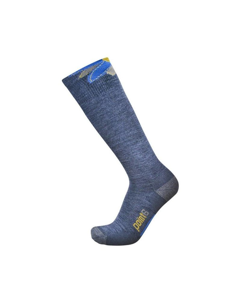 Point 6 Point 6 Active Life Extra Light Sunset Merino Sock Grey