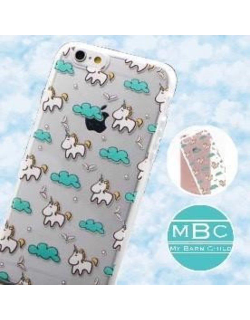 My Barn Child MBC iPhone Case Unicorns