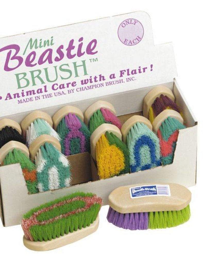 Jr. Beastie Brushes