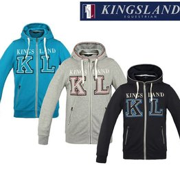 Kingsland Kingsland Arran Unisex Sweat Jacket