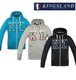 Kingsland Kingsland Arran Unisex Sweat Jacket