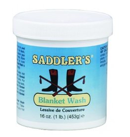 JM Saddler Blanket Wash