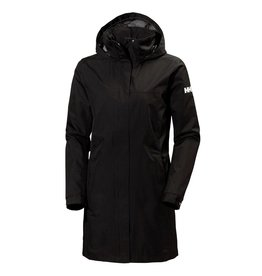 Helly Hansen Aden Long Jacket Black