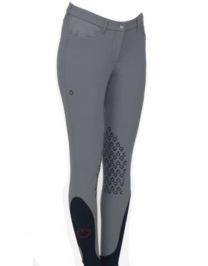 Cavalleria Toscana New Grip System Breeches Grey