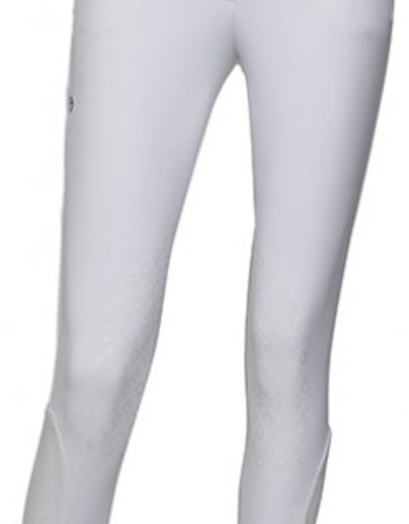 Cavalleria Toscana New Grip System Breeches White